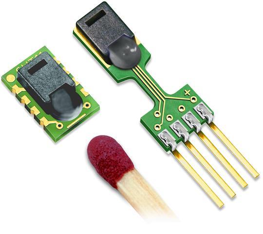 Sensirion数字温湿度传感器 SHT75