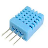 正品AOSONG奥松温湿度传感器/模块DHT11